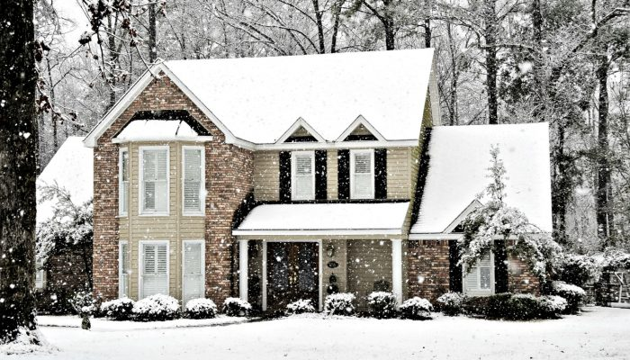 Five Tips to Enhance Winter Curb Appeal - UA®